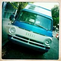 Dodge Van Road Trip photos