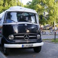 Mercedes Camper Van images