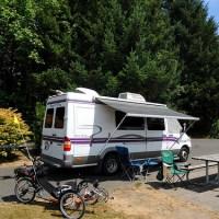 Freightliner by Mercedes camper