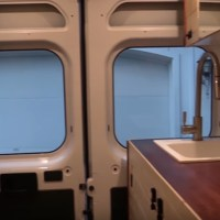 Dodge Promaster Van - Tiny Home/Stealth Camper/Conversion Van Built In 180 Hours