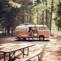 Vw Bus Camping images
