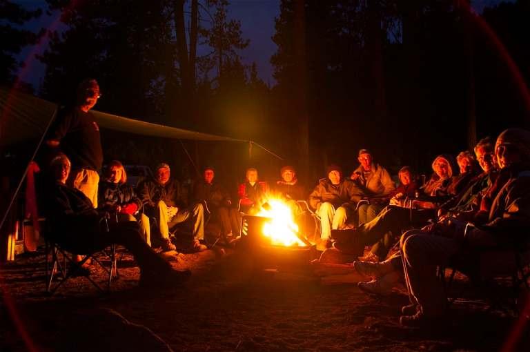 The Campfire-Method