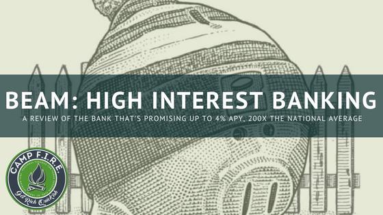 BEAM High Interest Bank