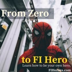 Become your own super hero. #FIRE #Money #Travel #FIHeroes