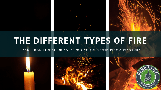FIRE, Lean FIRE, Fat FIRE, oh my! These are the different types of FIRE and what it's going to cost you to have them. #FI #FinancialIndependence #TheFIREMovement