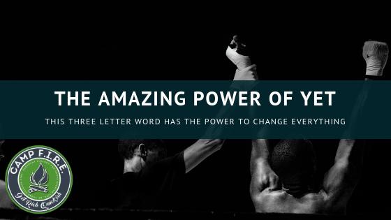 The amazing power of Yet