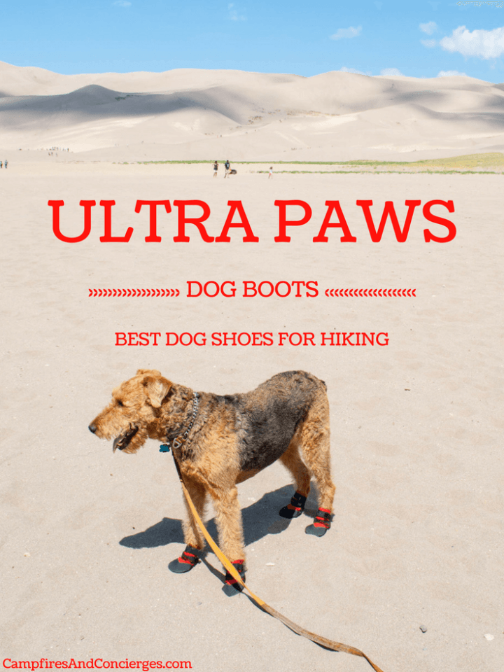 Ultra Paws Dog Boots: Best Dog Boots For Hiking | Campfires