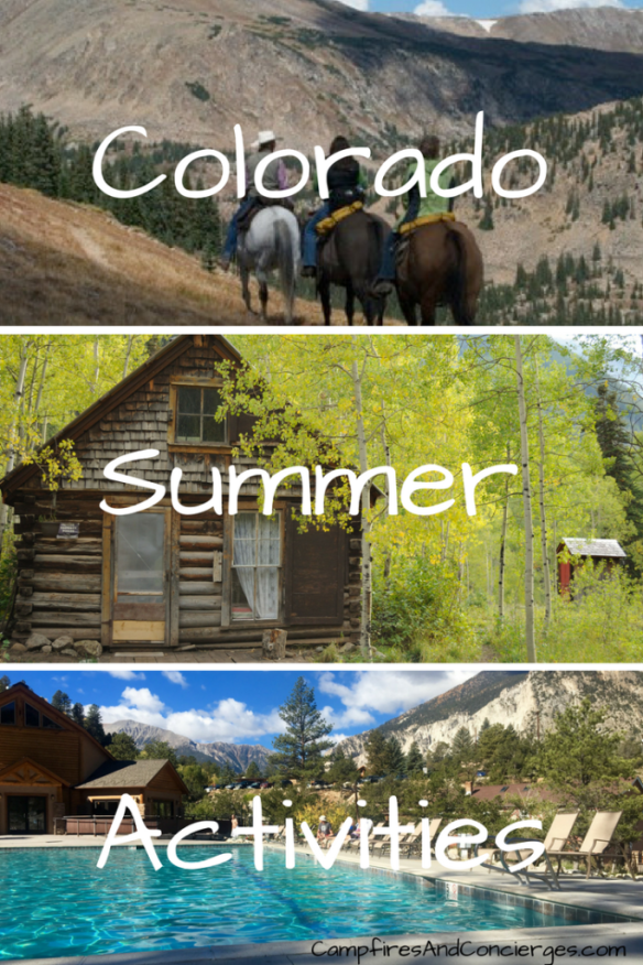 Colorado Summer Activities