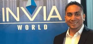 Invia World Daniel Zdesar