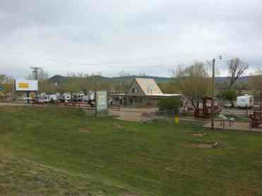 Craig Campground Entrance