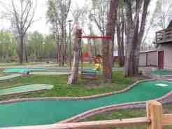 Steamboat Campground Mini Golf
