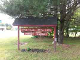 Apple Valley Travel Park in Hendersonville North Carolina1