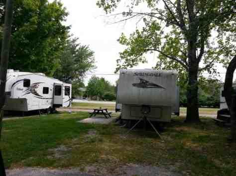 Apple Valley Travel Park in Hendersonville North Carolina2