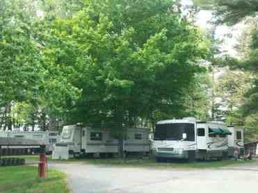 Apple Valley Travel Park in Hendersonville North Carolina3