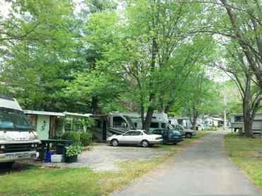 Apple Valley Travel Park in Hendersonville North Carolina4