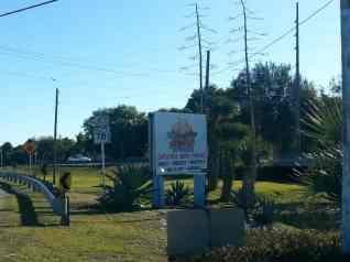Aruba RV Resort in Moore Haven Florida