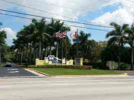 Aztec RV Resort in Margate Florida (greater Pompano Beach area) 1
