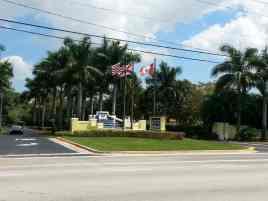 Aztec RV Resort in Margate Florida (greater Pompano Beach area) 1