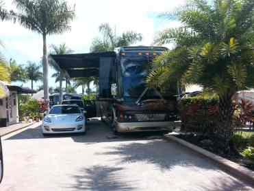 Aztec RV Resort in Margate Florida (greater Pompano Beach area) 3