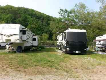Bear Hunter's Campground in Bryson City North Carolina3