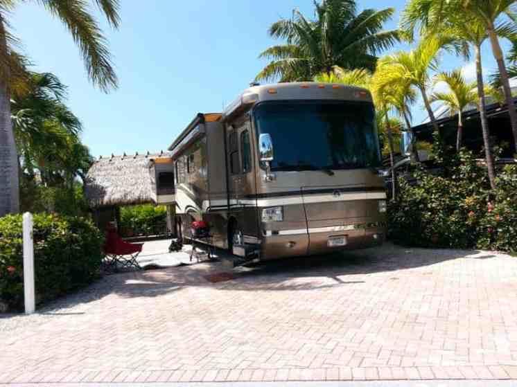 Bluewater Key RV Resort near Key West Florida6