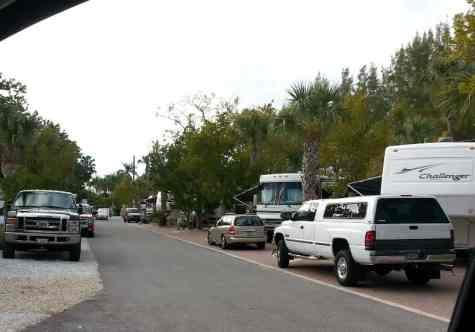 Buttonwood Inlet RV Resort in Cortez Florida1