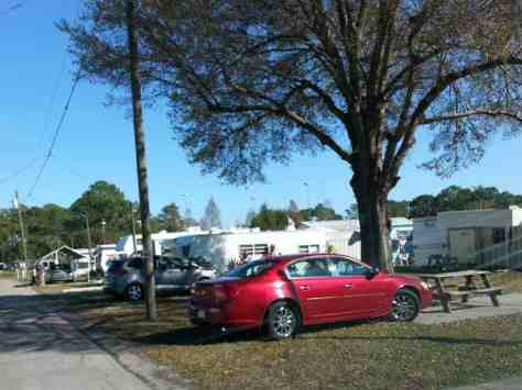 Camp Inn RV Resort in Frostproof Florida5