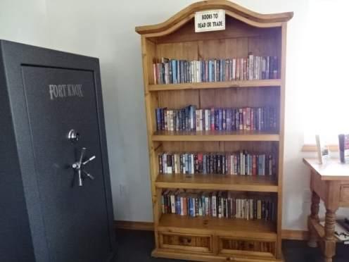 Centennial book exchange