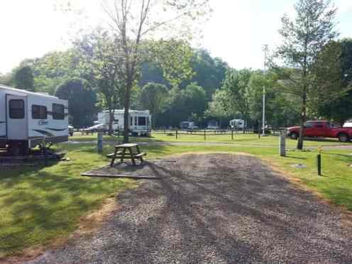 Creekwood Farm RV Park in Waynesville North Carolina3
