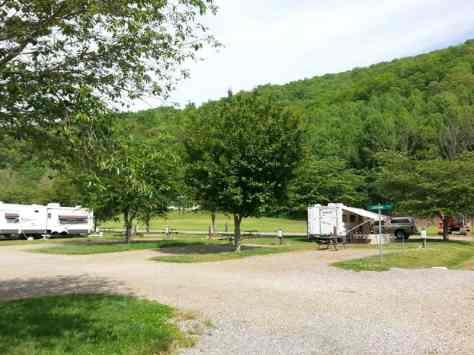 Cross Creek RV Park in Maggie Valley North Carolina2
