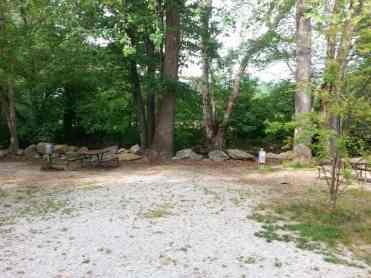 Deep Creek Tube Center & Campground in Bryson City North Carolina003