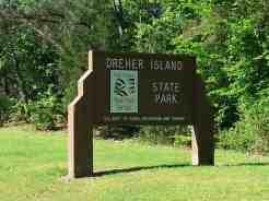 Dreher Island State Park in Prosperity South Carolina5