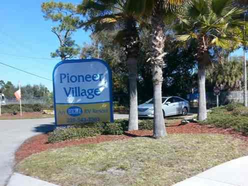 Encore Pioneer Village RV Resort in North Fort Myers Florida1