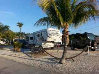 Fiesta Key RV Resort near Long Key Florida10