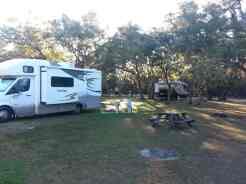 Fisheating Creek Resort (RV park and Campground) in Palmdale Florida 2