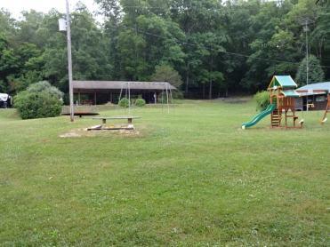Flaming Arrow playground