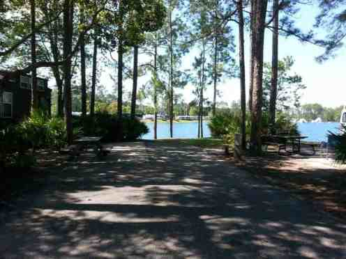 Flamingo Lake RV Resort in Jacksonville Florida12
