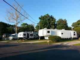 Fleetwood RV Park in Jacksonville Florida01