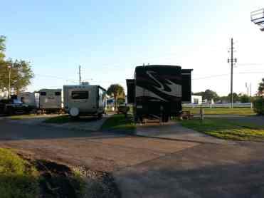 Fleetwood RV Park in Jacksonville Florida10