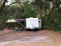 Fort Clinch State Park Amelia River Campground in Fernandina Beach Florida 5