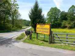 Fort Wilderness Campground & RV Park in Whittier North Carolina01