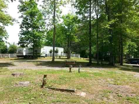 Fort Wilderness Campground & RV Park in Whittier North Carolina08