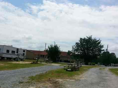 Four Oaks RV Resort in Four Oaks North Carolina2