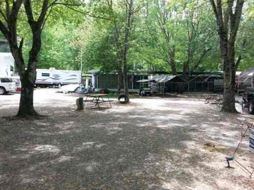 Great Smokey Mountain RV Camping Resort in Whittier North Carolina4