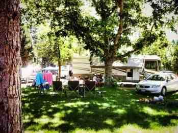 Hat Creek Hereford Ranch in Hat Creek California RV site