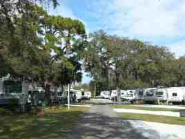 Hickory Point RV Park in Tarpon Springs Florida5