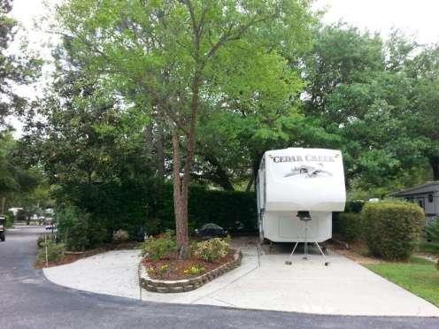Hilton Head Harbor RV Resort & Marina in Hilton Head Island South Carolina3