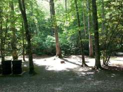 Indian Creek Campground in Cherokee North Carolina5