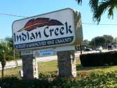 Indian Creek RV Resort in Fort Myers Beach Florida1