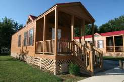 Indiana Beach Cabins 2